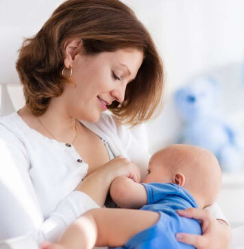 شیردهی در زمان بیماری