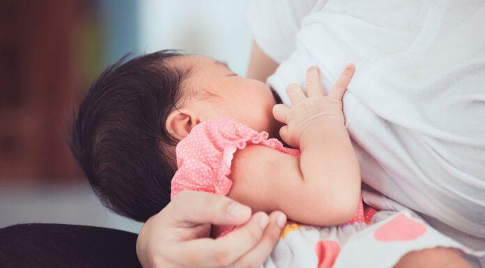 دفعات شیردهی به نوزاد
