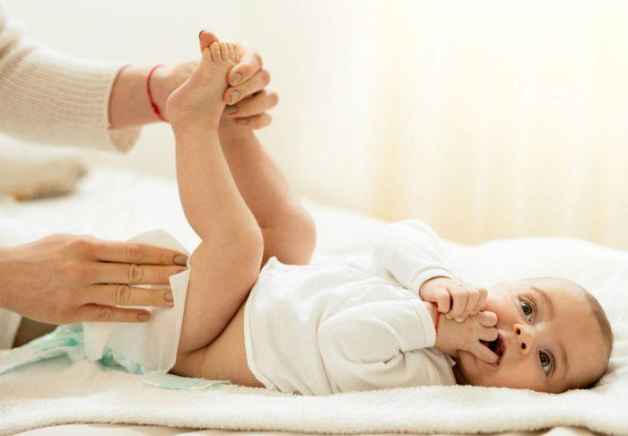 عوامل اسهال کودکان
