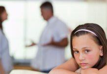 اشتباهات تربیتی والدین پس از طلاق