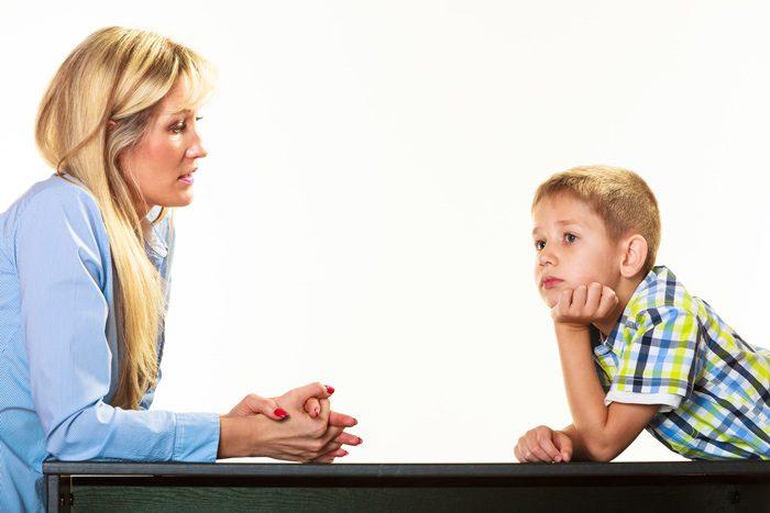 مدیریت مشکلات رفتاری کودک
