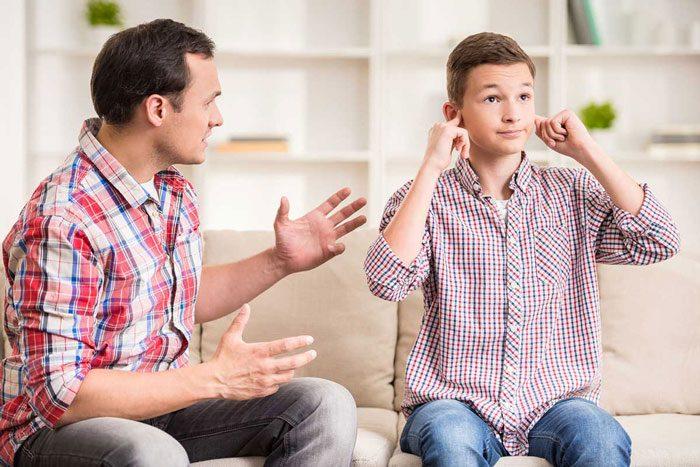 مشکلات رفتاری کودک