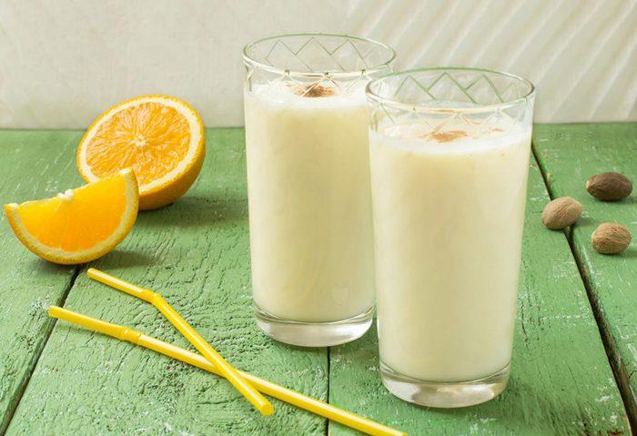 شیر پرتقال