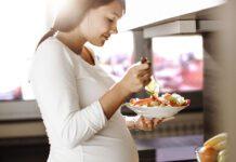 پرخوری در دوران بارداری
