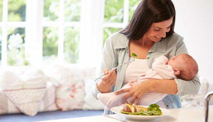اشتباه شماره دو : نادیده گرفتن تشنگی و گشنگی در زمان شیردهی