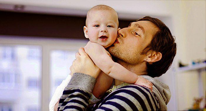 پدران آینده - بارداری