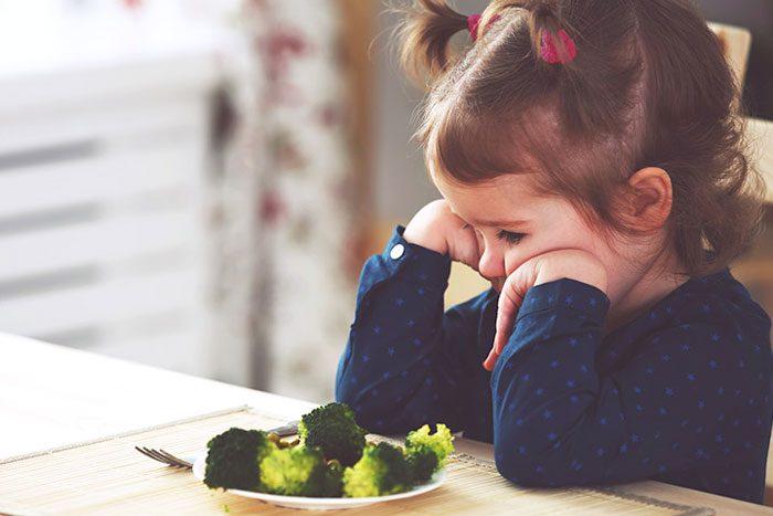 کم خونی در کودکان