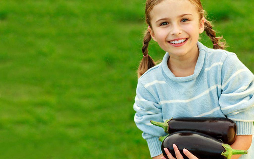 پنج دستور غذا با بادمجان برای کودکان و نوجوانان