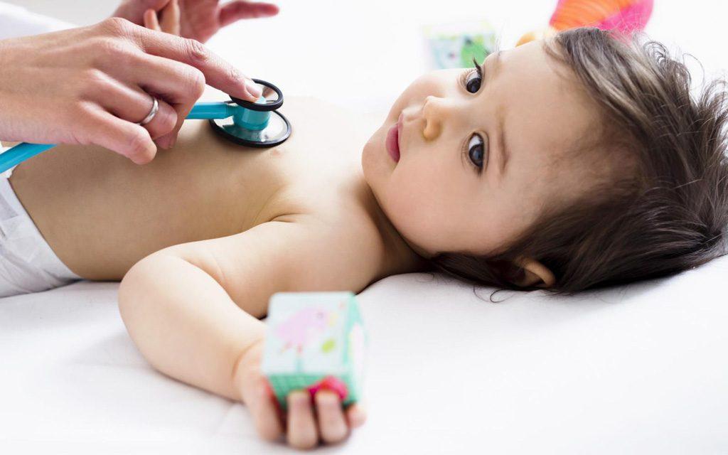 حدود طبیعی ضربان قلب در کودکان