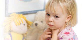 عفونت لوزه در کودکان ؛ علل، علائم و درمان