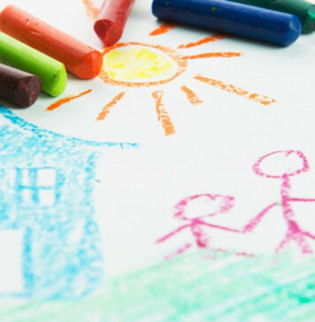 فواید هنر برای کودکان