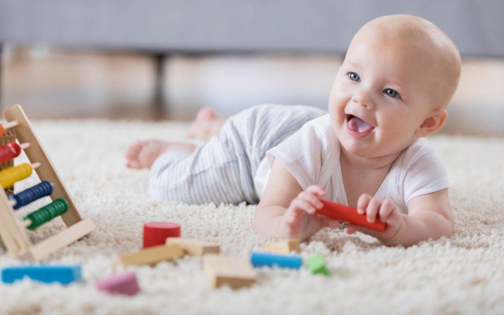 رشد هفته به هفته کودک