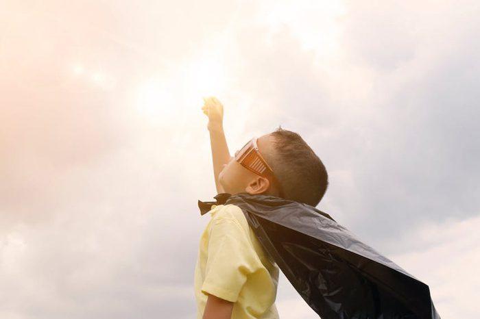تقویت احساس مثبت در کودک