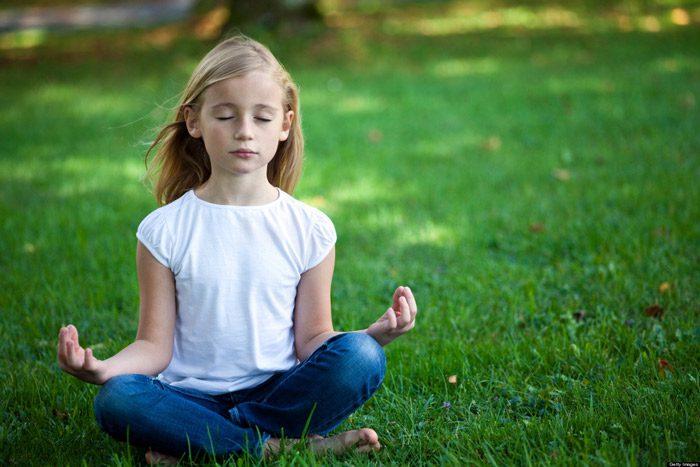 رفع استرس در کودکان