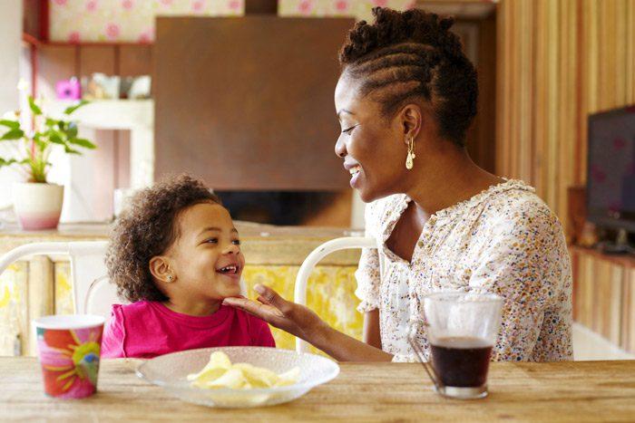 ایجاد عزت نفس در کودک