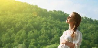 شاد بودن در بارداری