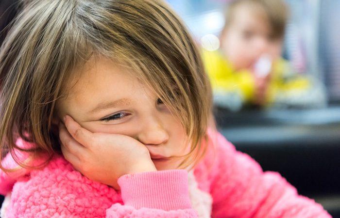 راههای درمان خستگی شدید کودک
