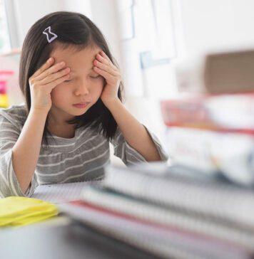 شناسایی استرس در کودکان