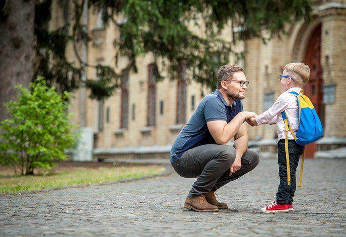 تربیت کودک فروتن