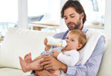 مصرف شیر برای کودک