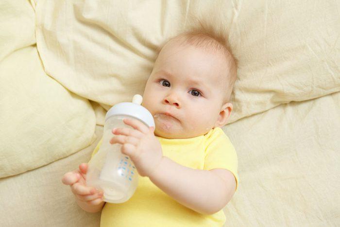 مصرف شیر برای کودکان