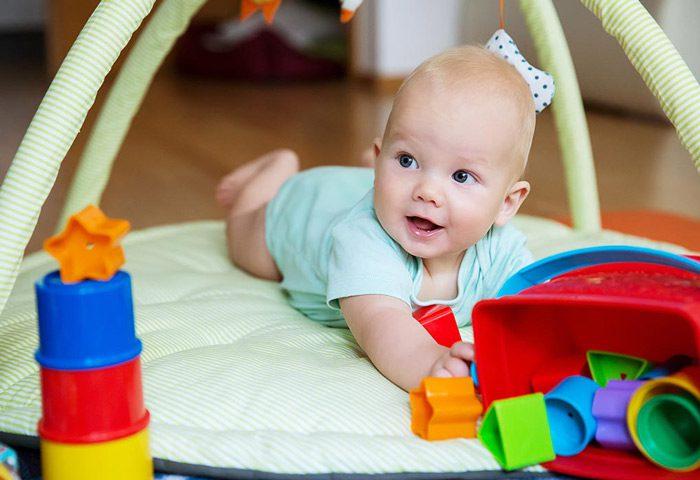 مراقبت های هفته سی و ششم رشد کودک
