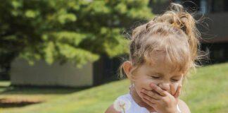 حساسیت فصلی در نوزادان و کودکان