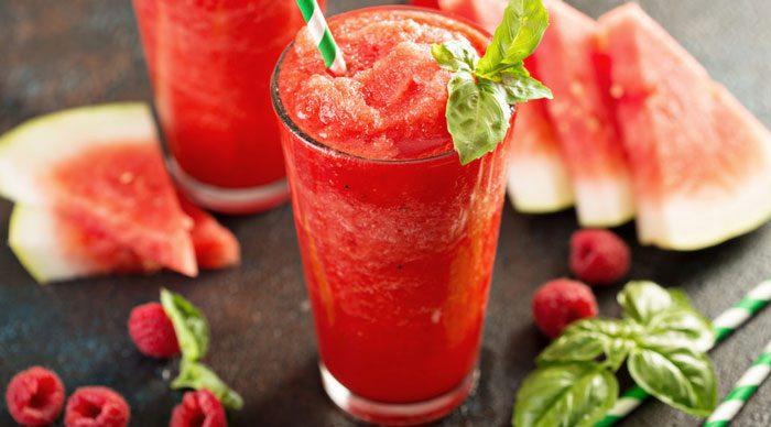 آب هندوانه برای کودک