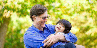 مراقبت از کودک مبتلا به فلج مغزی