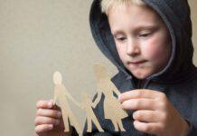 مشکلات کودک بعد از طلاق