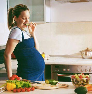 خوردن خیار در بارداری