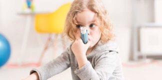 عوامل تشدید کننده آسم در کودکان