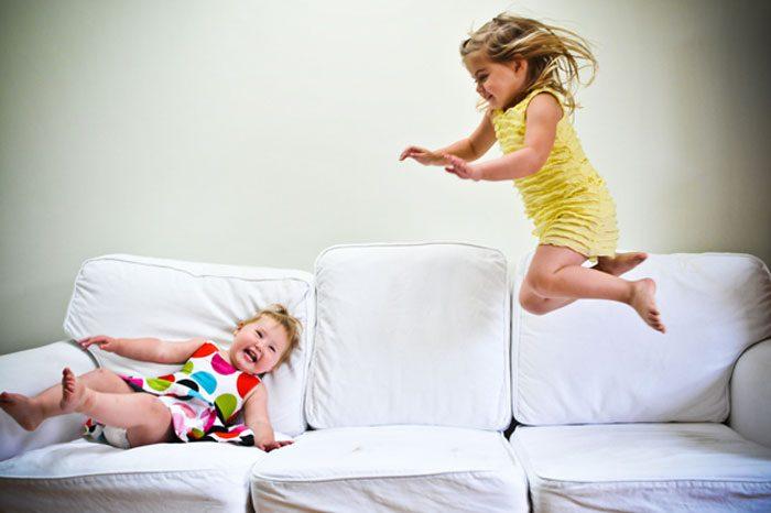 تعیین حد و مرز برای کودک