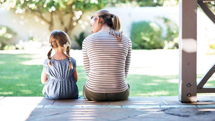 صحبت کردن با کودک