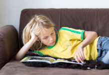 کم تحرکی در کودکان