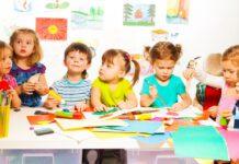آموزش در پیش دبستانی و مهد کودک