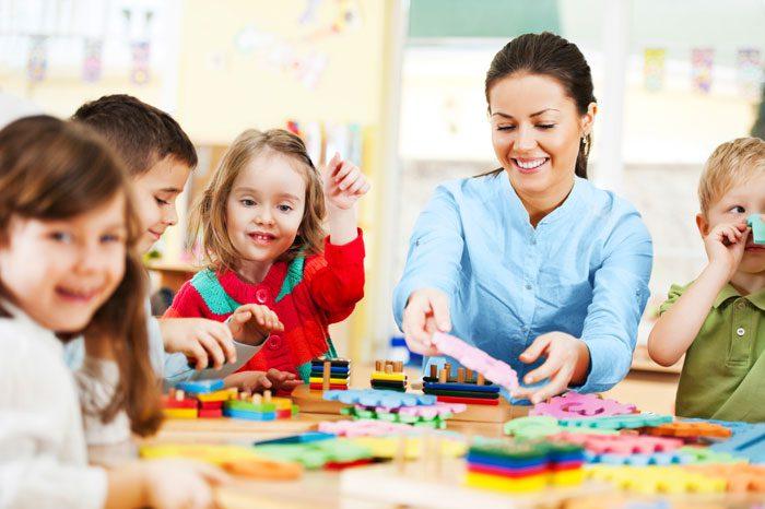 فعالیت های گروهی برای کودکان مبتلا به اوتیسم
