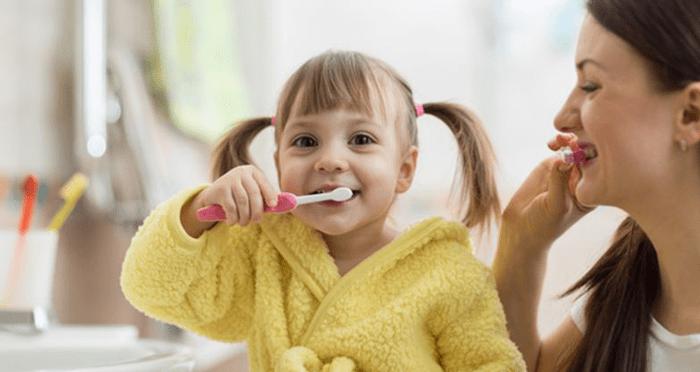 مواظبت از دندان کودک