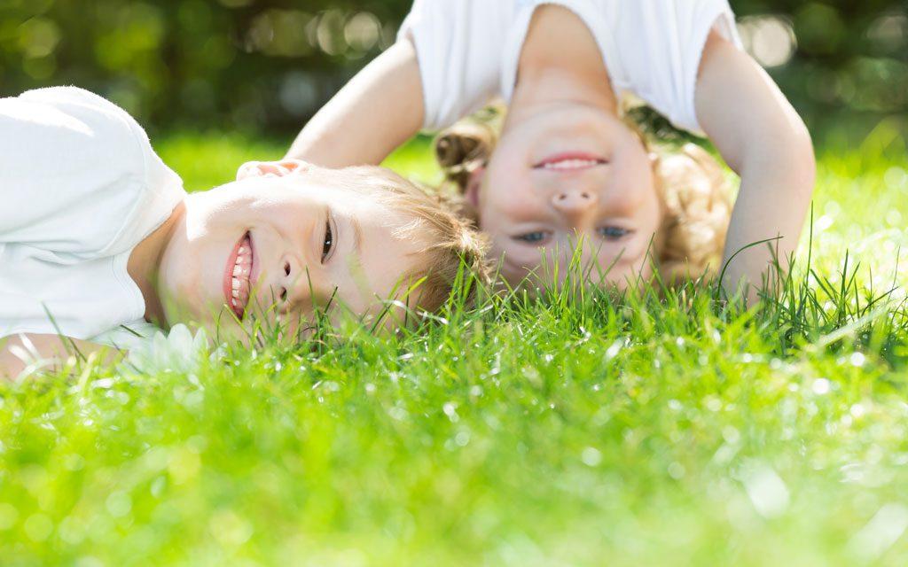 رشد و پیشرفت انسان در کودکی