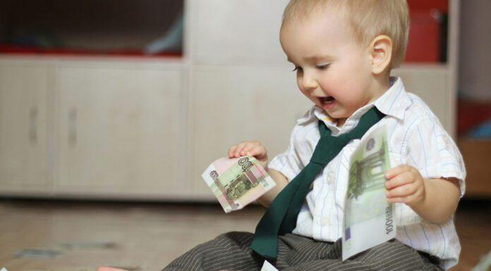 آموزش مفاهیم مالی به کودک