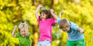 فعالیت بدنی کودکان