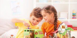 خرید اسباب بازی برای کودک