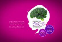 کارگاه آموزشی آنلاین تغذیه از بعد روانشناسی