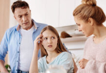 جنگ قدرت در خانواده