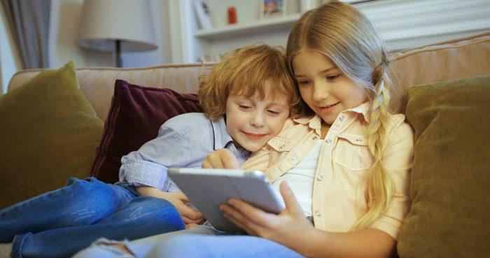 مدیریت رسانه های تصویری برای کودکان