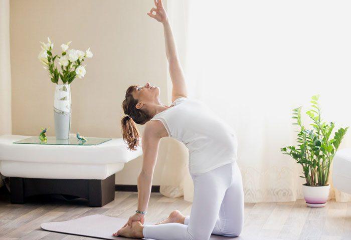 تمرینات کششی در بارداری