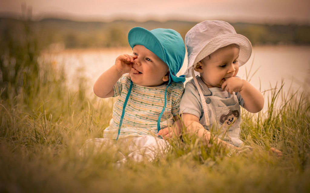 خلق و خوی کودکان