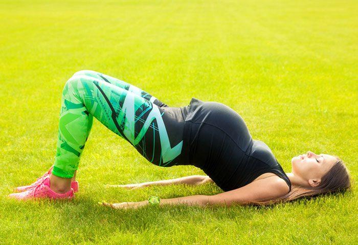 تمرین کگل برای زایمان طبیعی راحت