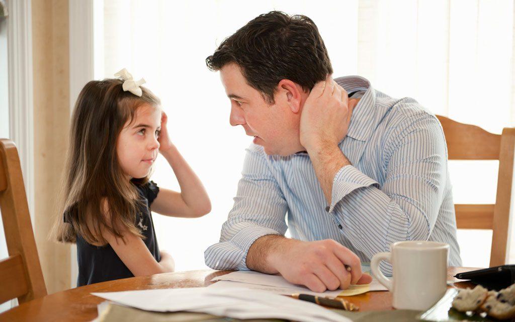 آموزش احترام به کودکان