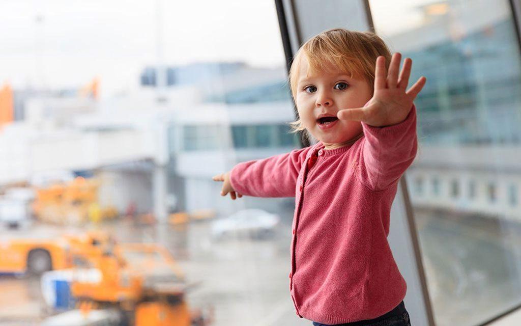 مسافرت بدون کودک